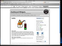 Lakitu widget
