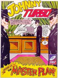 Johnny Turbo, Page 1